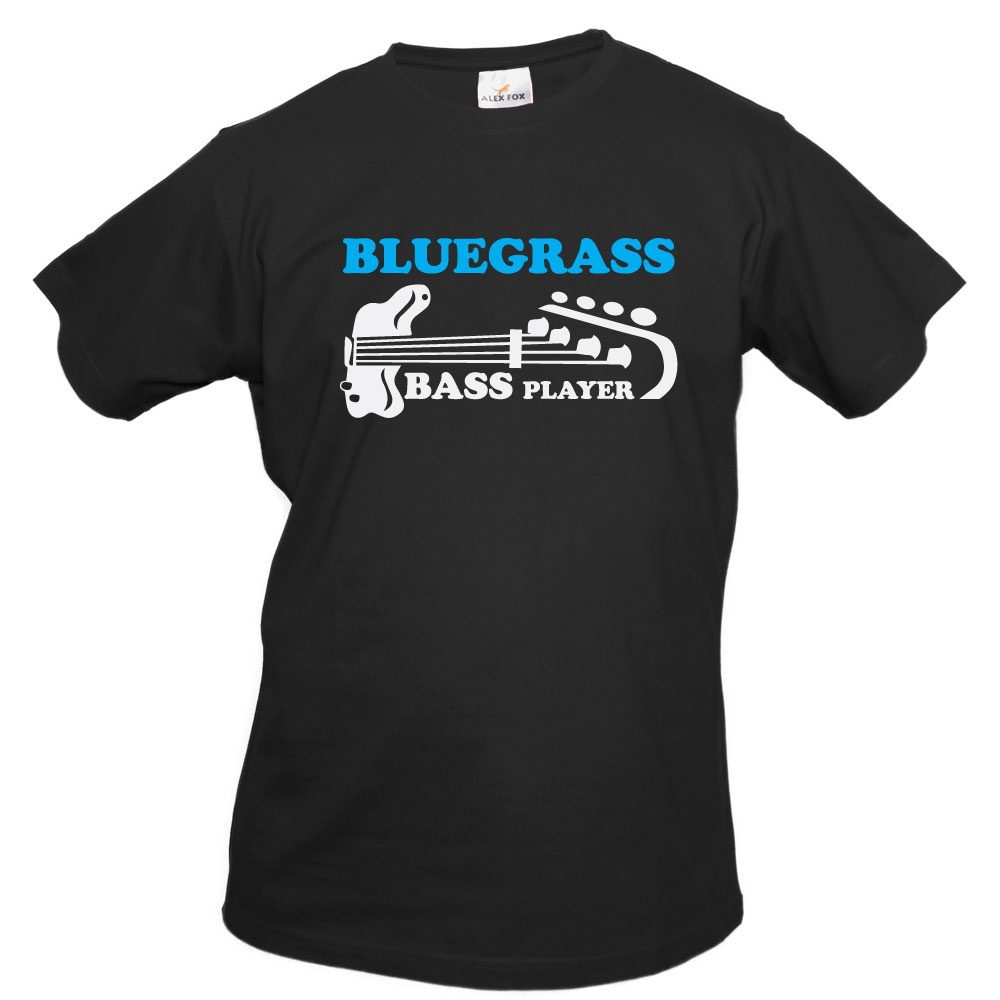 BLUEGRASS BASS PLAYER