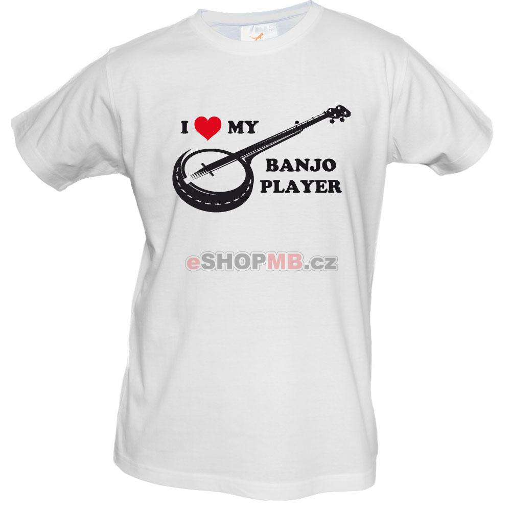 LOVE BANJO PLAYER